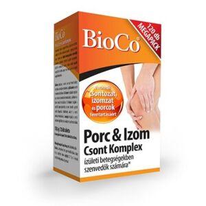 BIOCO PORC&IZOM CSONT KOMPLEX TABLETTA   120DB