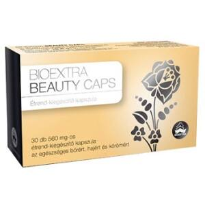BIOEXTRA BEAUTY CAPS KAPSZULA 30DB