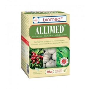 BIOMED ALLIMED KAPSZULA   60DB