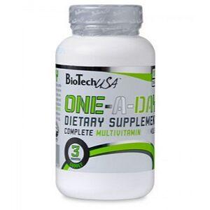 BIOTECH ONE-A-DAY TABLETTA 100 DB