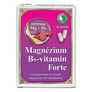 DR. CHEN MAGNÉZIUM B6 TABLETTA 30DB