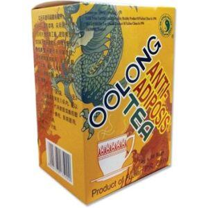 DR. CHEN TEA OOLONG ANTI ADIPOSIS  30DB FILTER