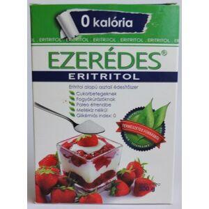 EZERÉDES ERITRITOL ÉDESÍTŐ 300g