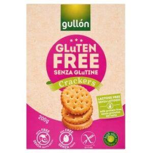 GULLON GLUTÉNMENTES CRACKERS 200G
