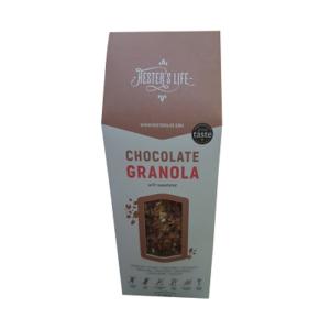 HESTER'S LIFE CHOCOLATE CSOKOLÁDÉS GRANOLA  320g