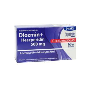 JUTAVIT DIOZMIN+HESZPERIDIN TABLETTA    60db