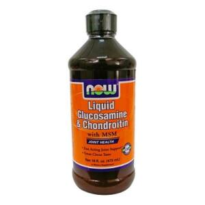 NOW LIQUID GLUCOSAMINE CSEPPEK   473ML