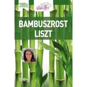 SZAFI REFORM BAMBUSZROST LISZT  150G
