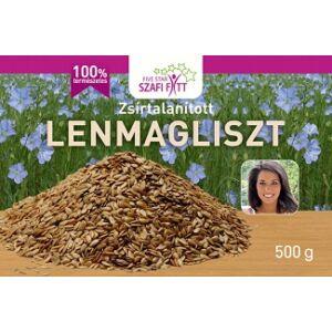 SZAFI REFORM ZSÍRTALANÍTOTT LENMAGLISZT 500G