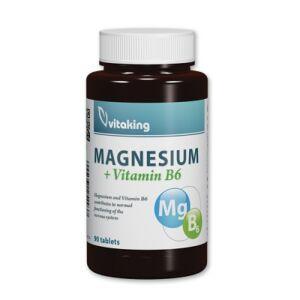 VITAKING MAGNESIUM B6-VITAMIN 90DB