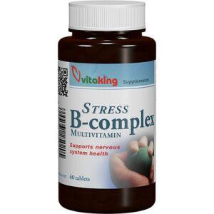 VITAKING STRESS B-COMPLEX MULTIVITAMIN TABLETTA 60DB