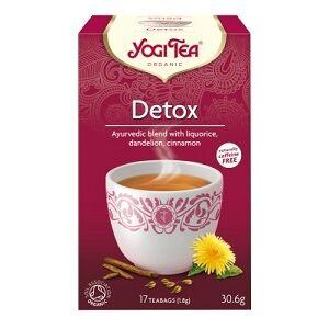 YOGI TEA TISZTÍTÓ TEA    30,6g