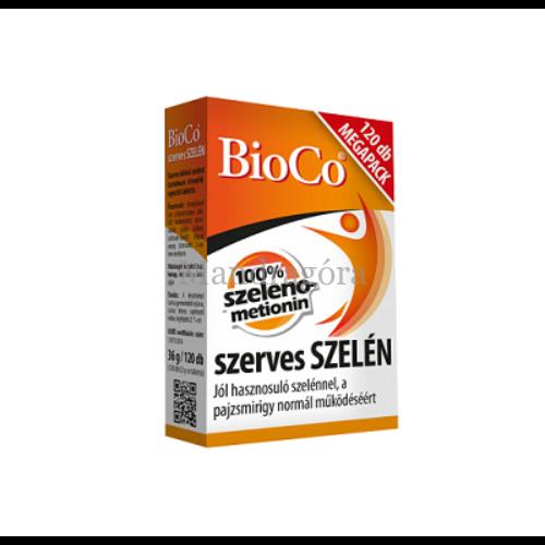 BIOCO SZERVES SZELÉN MEGAPACK 120DB