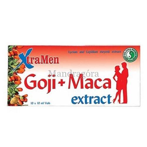 DR. CHEN XTRAMEN GOJI + MACA AMPULLA   10X10ML