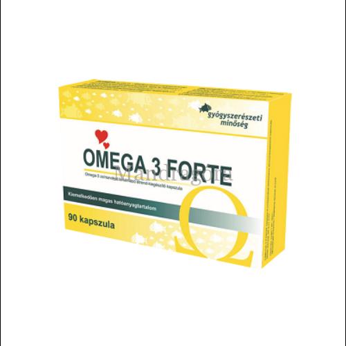 FARMAX OMEGA-3 FORTE KAPSZULA 90DB