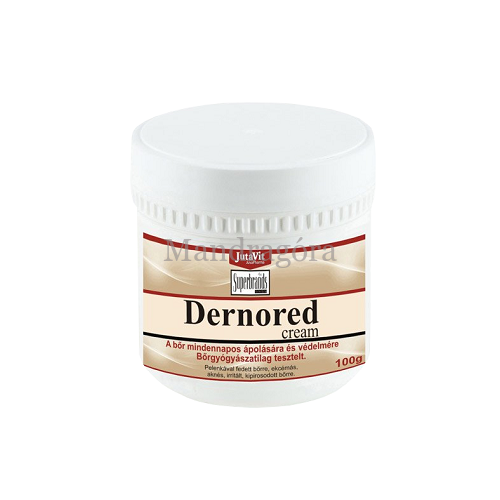 JUTAVIT DERNORED CREAM   100g