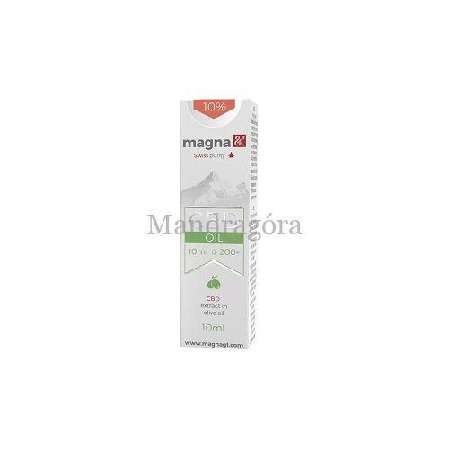 MAGNA G&T 10% CBD OLíVAOLAJBAN   10ml