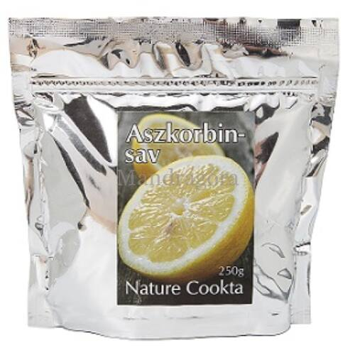 NATURE COOKTA ASZKORBINSAV 250G