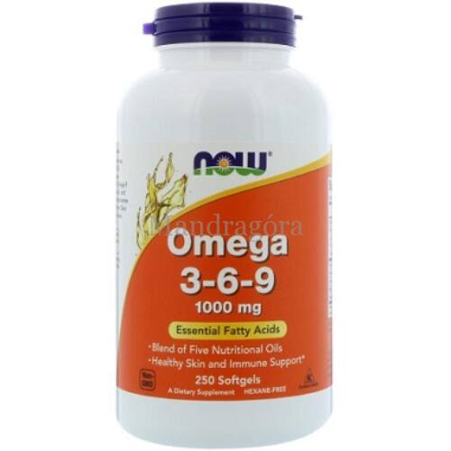NOW OMEGA 3-6-9 TABLETTA   100DB