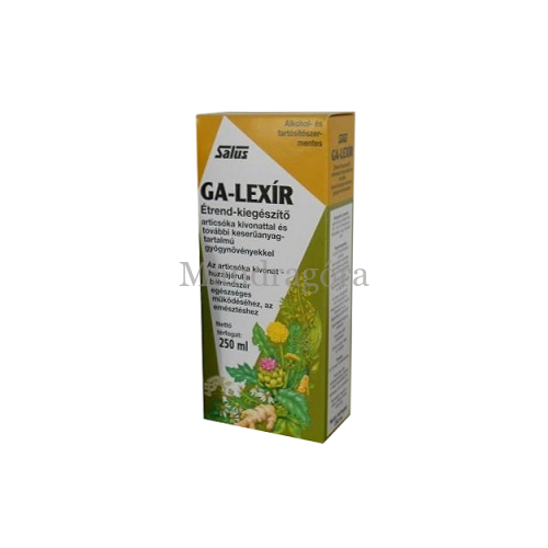 SALUS GA-LEXÍR SZIRUP   250ml