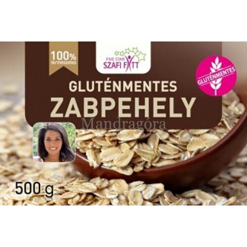 SZAFI REFORM GLUTÉNMENTES ZABPEHELY   500G