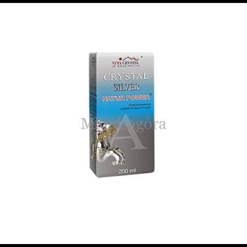VITA CRYSTAL SILVER NATUR POWER    200ml