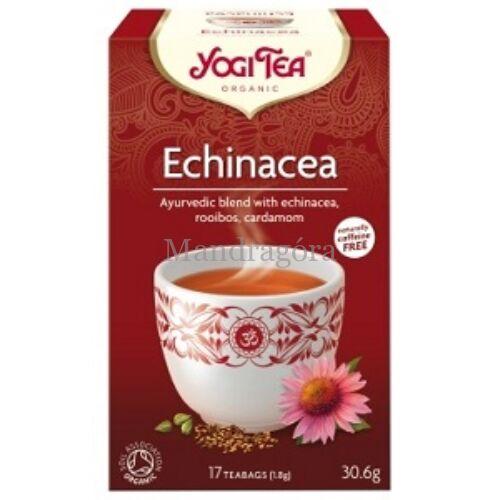 YOGI TEA ECHINACEA TEA    17x1,8g